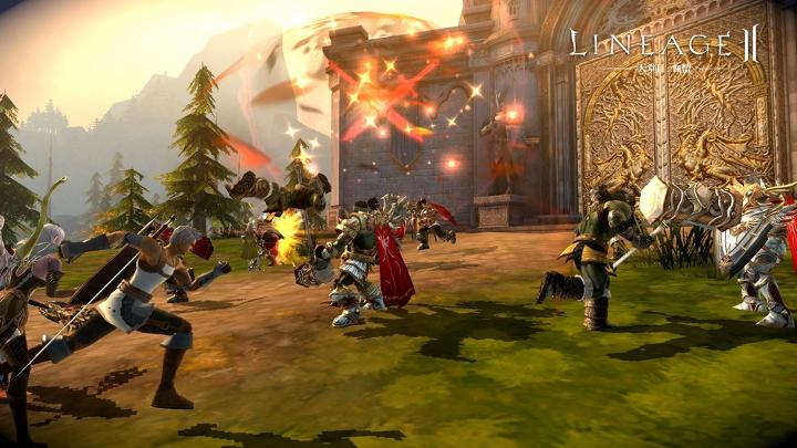 Lineage 2のIPを活用したモバイルMMORPG。 中国Snail Gamesが開発。