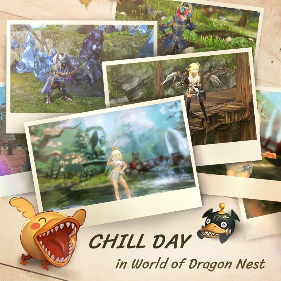 ネスト ドラゴン ワールド オブ 【ワールドオブドラゴンネスト】東南アジアで配信中のおすすめMMORPG!