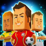 1人のサッカー選手となりプレイヤー同士でチームを組み世界一をめざす『ポケットフットボーラー』配信開始