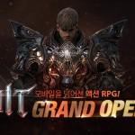 大型RPG『HIT』、韓国にて正式配信開始
