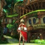 MMORPG『アルケミアストーリー』美麗なグラフィック、世界観を感じれる村のスクリーンショット公開