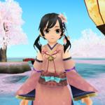MMORPG『トーラムオンライン』サクラ吹雪が美しい和風マップ登場!春限定の花見イベント実施