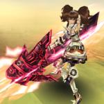 MMORPG『オルクスオンライン』新クエストで禍々しいオーラを纏う武器アバター登場