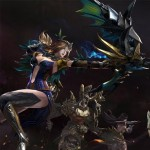 ネクソン、スマホMMORPG『AxE(Alliance x Empire)』韓国で5月11日からテスト実施