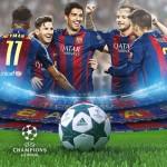 本格アクションサッカーゲーム『ウイニングイレブン 2017』配信開始