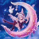 MMORPG『幻想神域 -Link of Hearts-』、新幻神「【暁月の女神】アルテミス」登場!聖都ナディアに巨大な敵「世界ボス」出現
