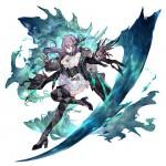 MMORPG『アヴァベルオンライン』、大鎌を振りかざし戦場を刈る新職業「グリムリーパー」登場!