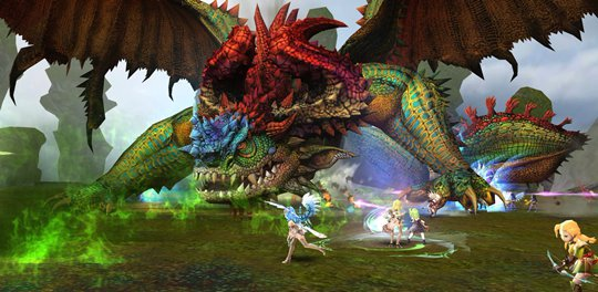 world-of-dragonnest