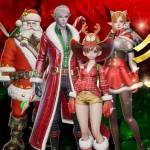 『リネージュ2 レボリューション』クリスマスイベント開催! コスチュームシステムの実装やクリスマス限定ボスが登場