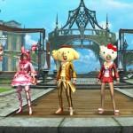 MMORPG『アヴァベルオンライン』、「サンリオキャラクターズ」とのコラボ開始