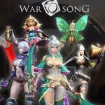 敵陣破壊チームバトル『ウォーソング』正式リリース日が1月22日に決定