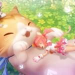 MMORPG『暁のエピカ』新キャラ「リタにゃん(CV:優木かな)」が登場。1日1回ルーンガチャが無料で回せるキャンペーンも開催