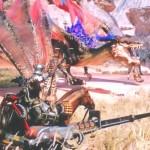 devCATの新作。馬に乗って「竜」を狩るアクションRPG『Project DH』映像紹介
