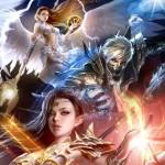 悪魔と対抗するために戦いを繰り広げていく3DアクションRPG『狂暴の翼』事前登録開始