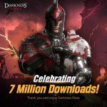 グローバル進出『ダークアベンジャー3』、累積ダウンロード数が700万件を突破