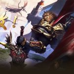 MMORPG『レジェンド オブ リング』三次転職解放