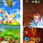 コロプラ、『バクレツモンスター』配信日が10月17日に決定。ゲーム画面を初公開