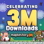 『メイプルストーリーM』グローバル版がリリース約1週間で300万DLを突破