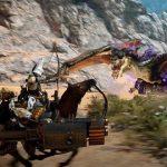 ネクソン、馬上狩猟アクションRPG『ドラゴンハウンド』発表!スマホ版も予定