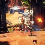 ネクソン新作MMORPG『TRAHA』実機プレイ映像を紹介!装着武器によってスタイルが自由自在に変化