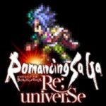 ロマサガシリーズ最新作!『ロマンシング サガ リ・ユニバース』配信開始