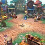 MMORPG『アッシュテイル』先行テスト開始!絵本のようなグラフィック、かわいいキャラやモンスターが特徴