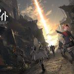 3DオンラインRPG『禍つヴァールハイト』、リリース時期は4月下旬から5月上旬を目処に準備中