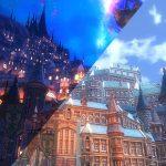 本物のMMORPG『プロジェクト エターナル』時間経過に応じて昼夜天候が変化する動画を公開