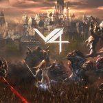 新作MMORPG『V4』情報公開!他のサーバーのプレイヤーとの協力・PvPが可能!差別化されたキャラクタークラス、PvPはギルド単位がメイン