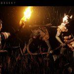 新作PC MMORPG『紅の砂漠』新規スクリーンショットおよびストーリーを公開