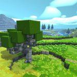 サイバーステップ、新作オンラインゲーム『TERA』発表!ブロックで作られた世界
