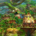 MMORPG『キャラバンストーリーズ』全世界利用者200万人記念キャンペーンを実施。ゲッシー領に新エリア追加